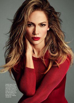 Jennifer Lopez - F Italy Magazine (June 2017)