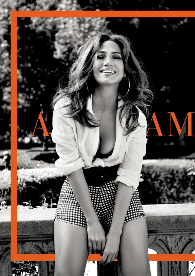 Jennifer Lopez - Feel Good Magazine (May 2018)