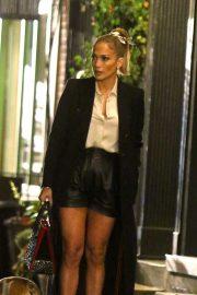Jennifer Lopez - Filming 'Marry Me' in Brooklyn
