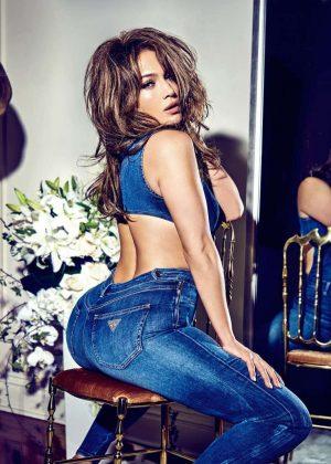 Jennifer Lopez for Guess Jeans - Instagram