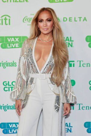 Jennifer Lopez - Global Citizen Vax Live: The Concert to Reunite the World at SoFi Stadium