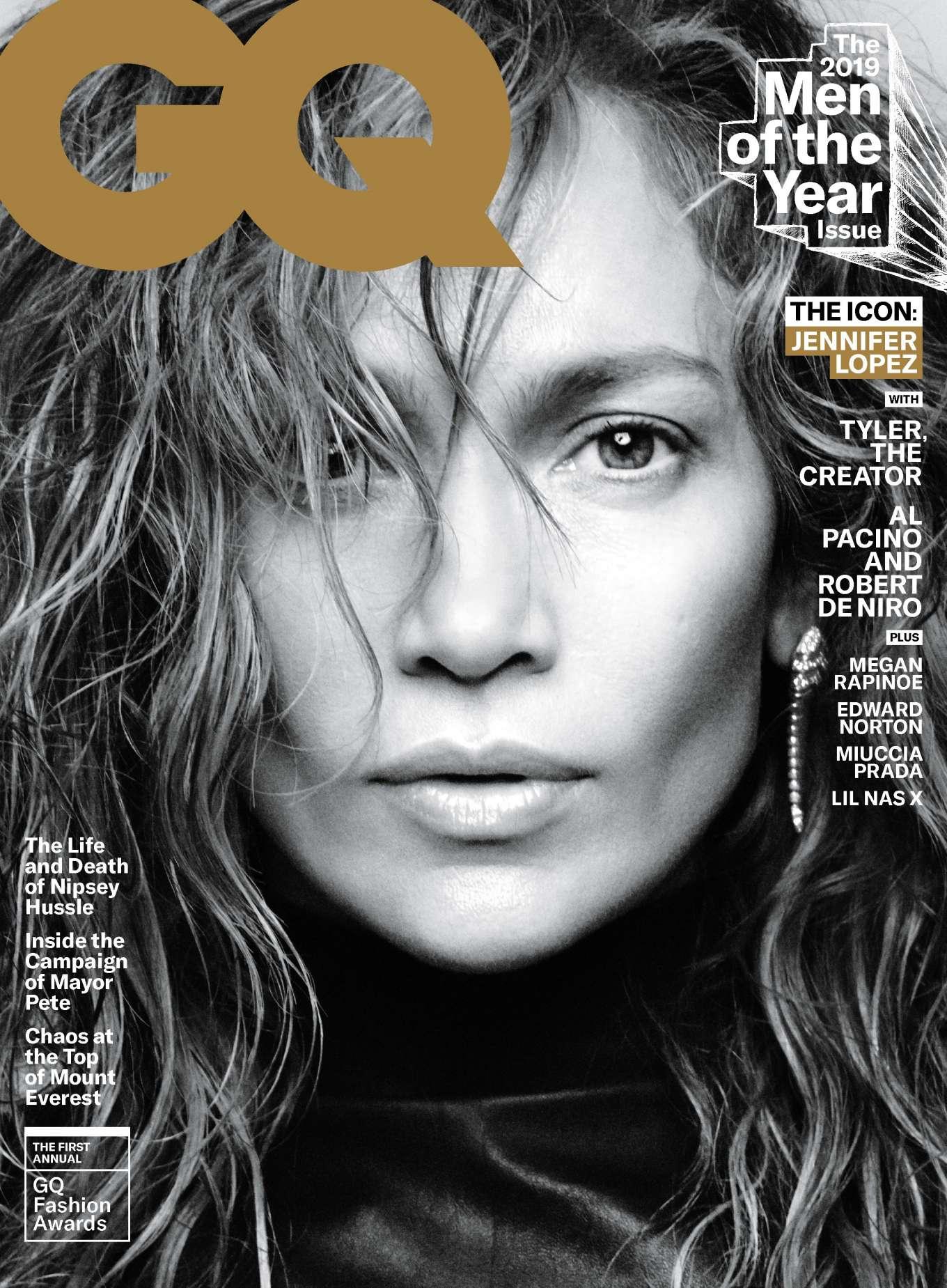 Jennifer Lopez 2019 : Jennifer Lopez – GQ Magazine 2020-01