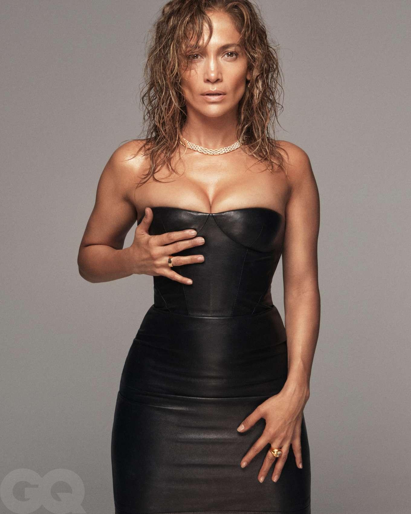 Jennifer Lopez - GQ Magazine (December 2019/January 2020)