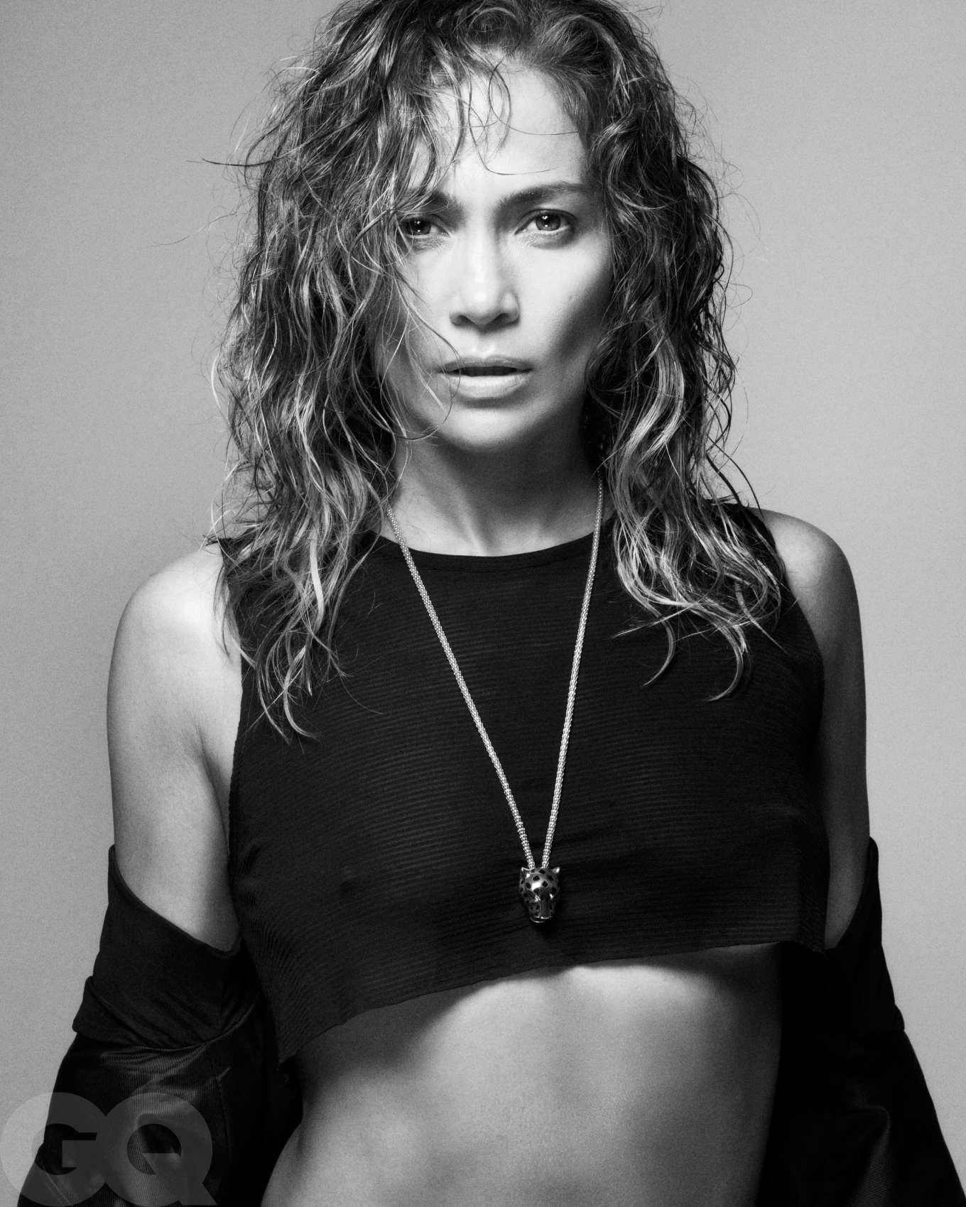 Jennifer Lopez 2019 : Jennifer Lopez – GQ Magazine 2020-07
