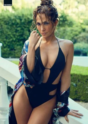 Jennifer Lopez - GQ Russia Magazine (June 2017)