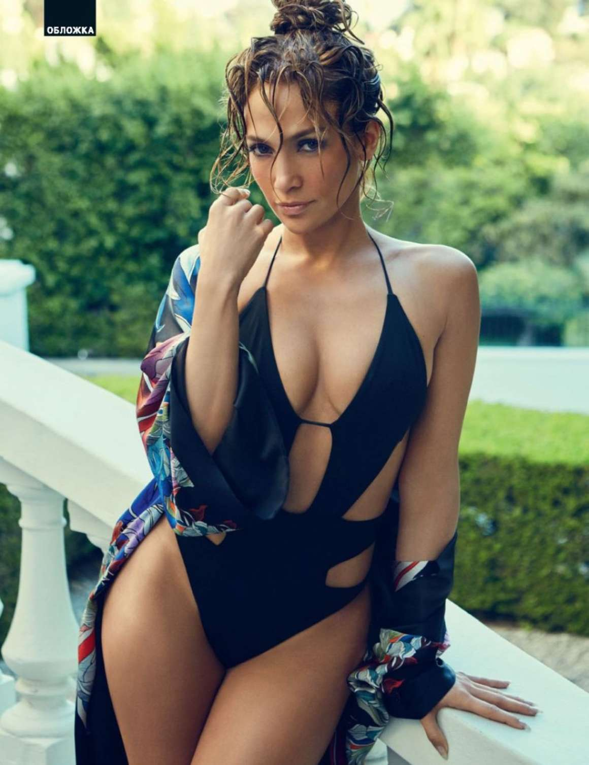 Jennifer Lopez - GQ Russia Magazine (June 2017)