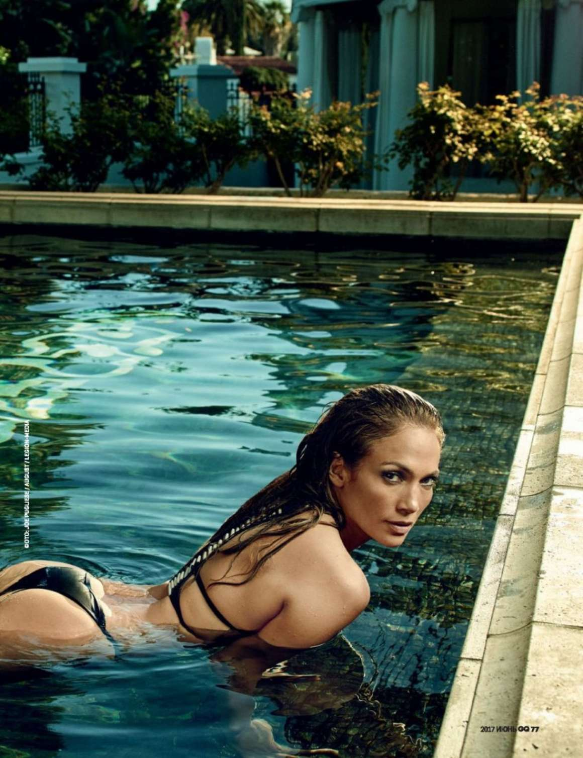 Jennifer Lopez 2017 : Jennifer Lopez: GQ Russia 2017 -04
