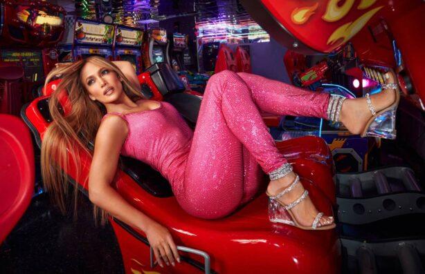 Jennifer Lopez - Greg Swales Photoshoot 29th September 2021