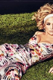 Jennifer Lopez - Guess Girl Spring Campaign 2020