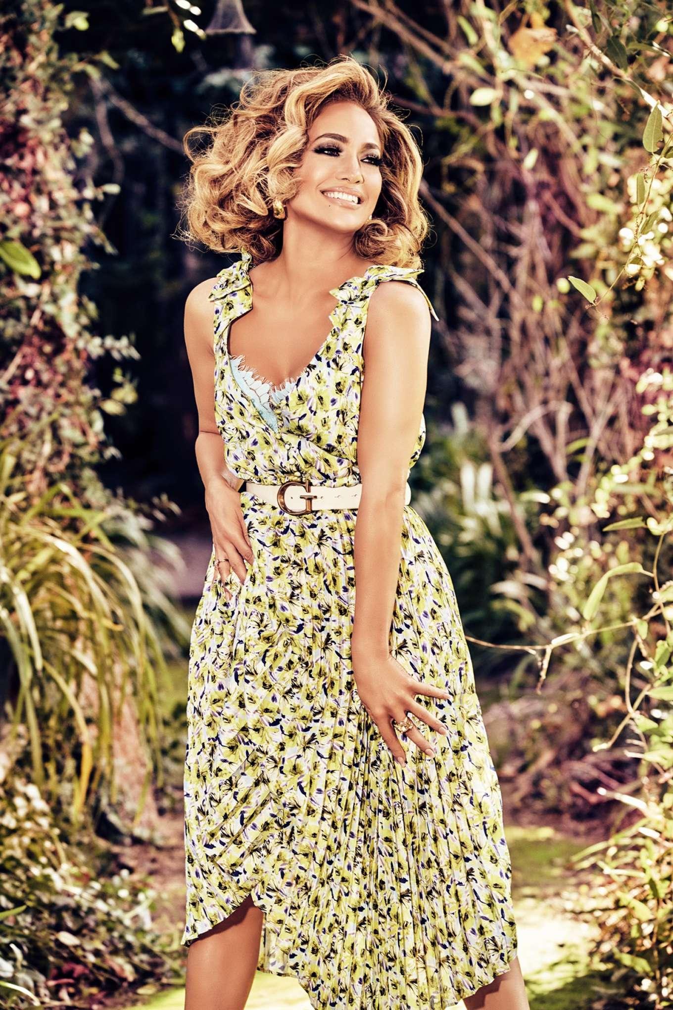 Jennifer Lopez 2020 : Jennifer Lopez – Guess Girl Spring Campaign 2020-04