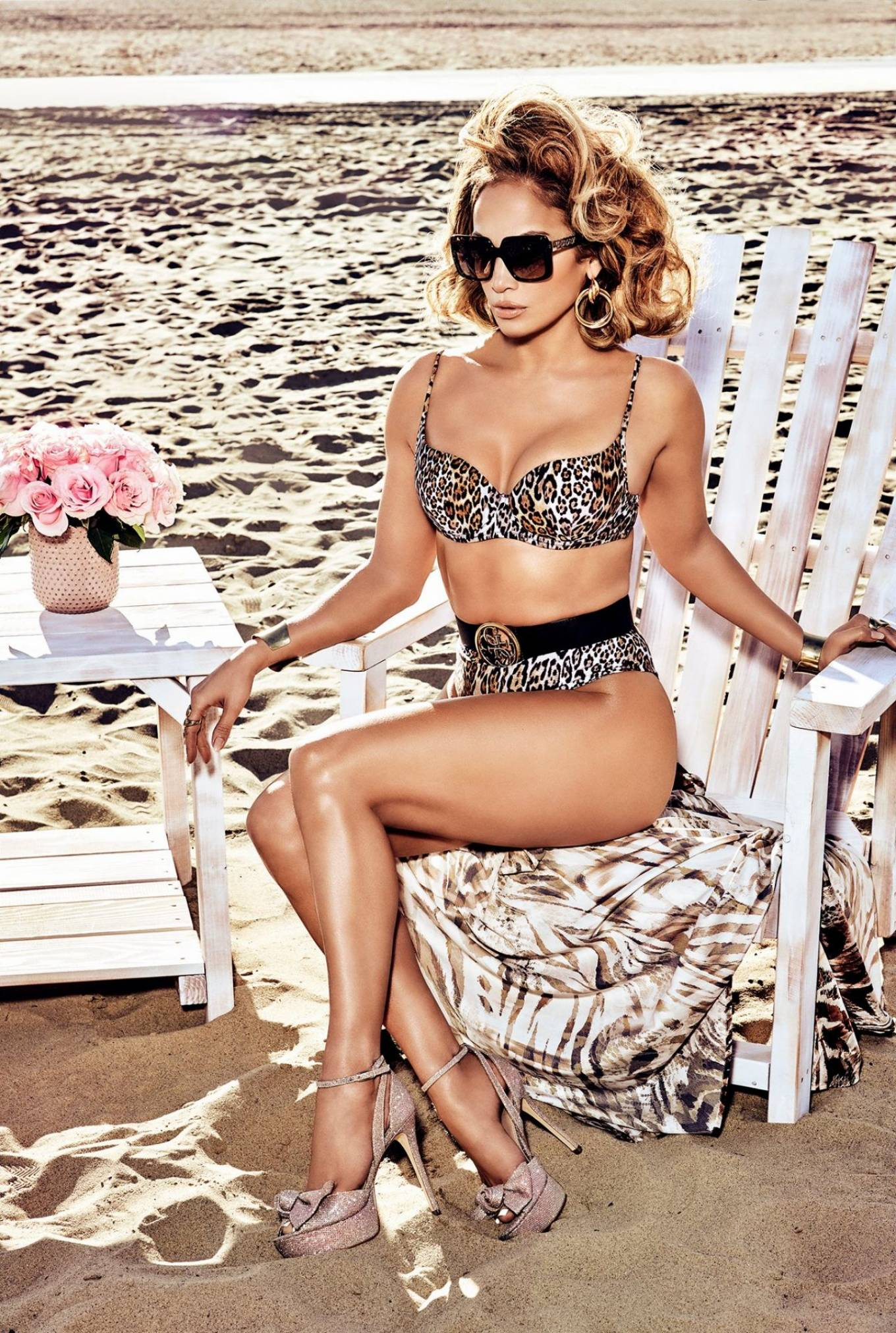 Jennifer Lopez - Guess Spring/Summer 2020 Campaign