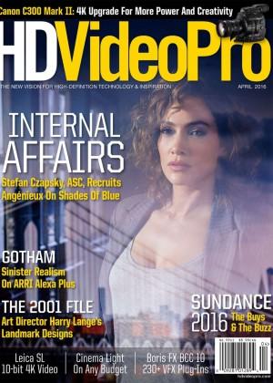 Jennifer Lopez - HDVideoPro Magazine (April 2016)