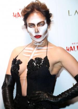Jennifer Lopez - Heidi Klum Halloween Party 2015 in NY