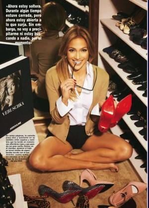 Jennifer Lopez - Hola Magazine (February 2015)