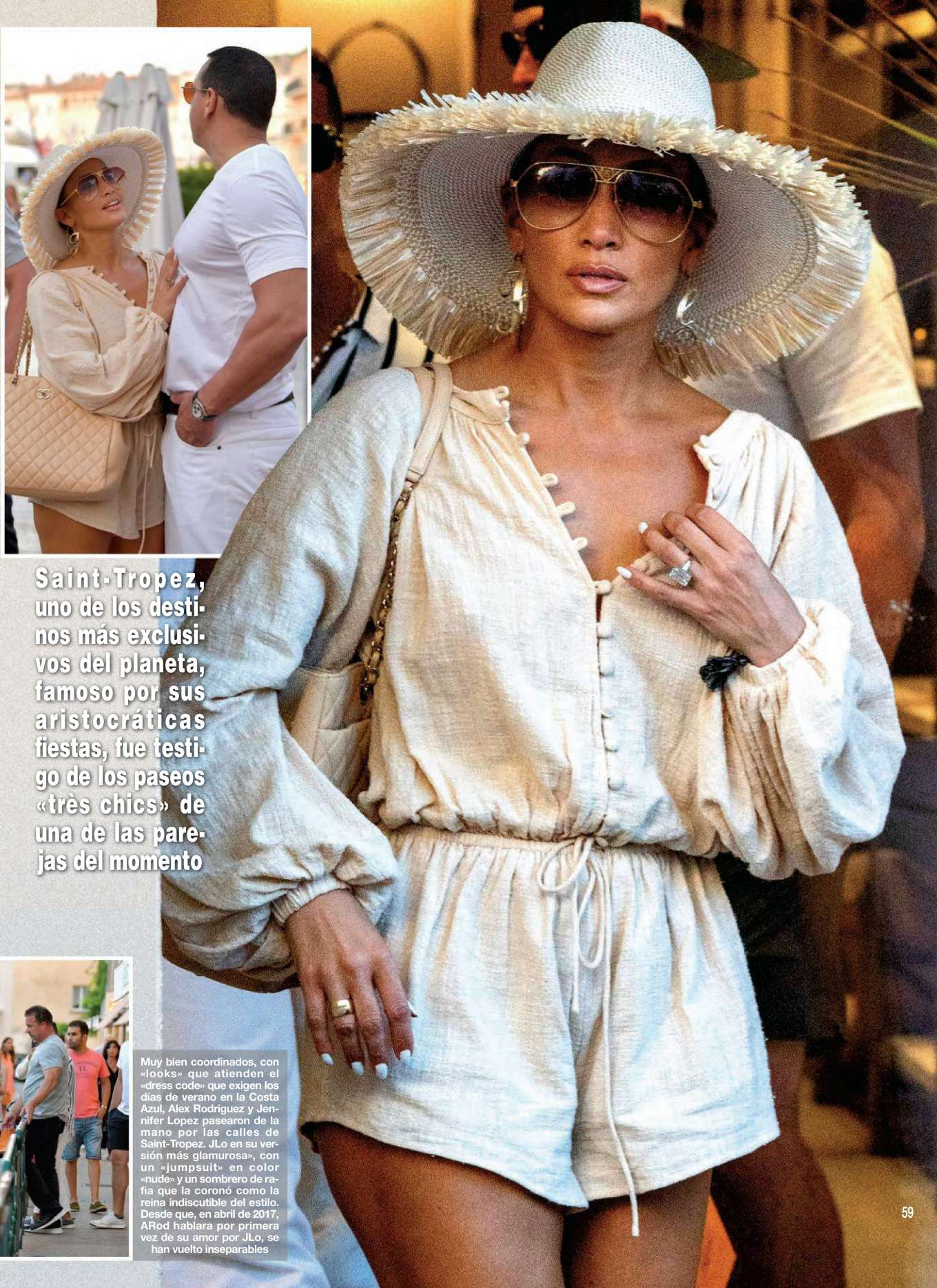 Jennifer Lopez - ¡Hola! Mexico Magazine (September 2019)