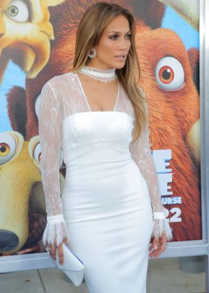 Jennifer Lopez - 'Ice Age: Collision Course' Premiere in Los Angeles