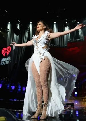 Jennifer Lopez: iHeartRadio Fiesta Latina -01