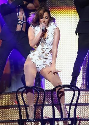 Jennifer Lopez: iHeartRadio Fiesta Latina -09