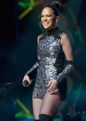 Jennifer Lopez: iHeartRadio Fiesta Latina -15