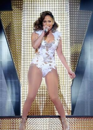 Jennifer Lopez: iHeartRadio Fiesta Latina -20
