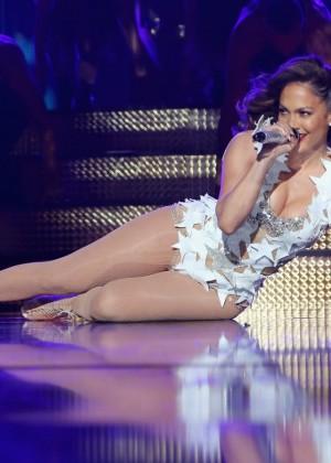 Jennifer Lopez: iHeartRadio Fiesta Latina -21