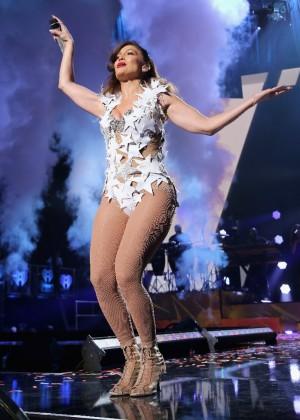 Jennifer Lopez: iHeartRadio Fiesta Latina -27
