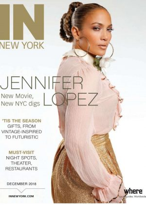 Jennifer Lopez - IN New York Magazine (December 2018)