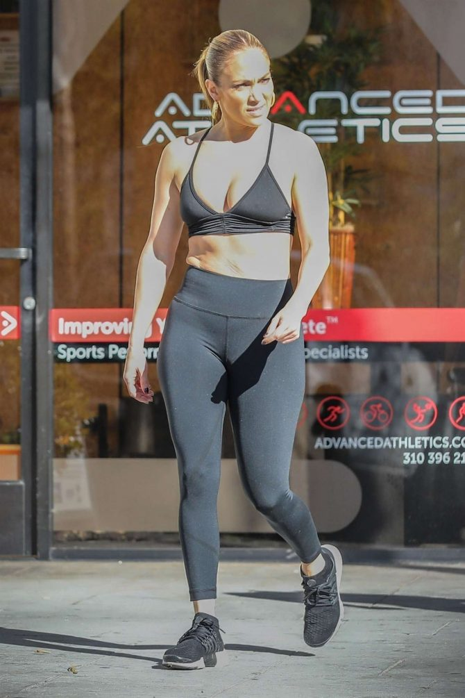 ea5648d41ed66 Jennifer Lopez in Tights  Heads to the gym -04 – GotCeleb