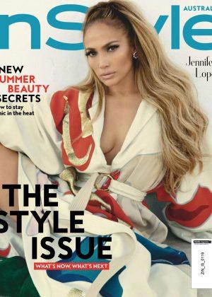 Jennifer Lopez - InStyle Australia Magazine (January 2019)