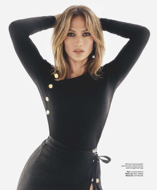 Jennifer Lopez - InStyle Australia Magazine (October 2016)