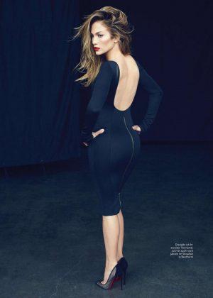 Jennifer Lopez - InStyle Germany Magazine (Februar 2018)