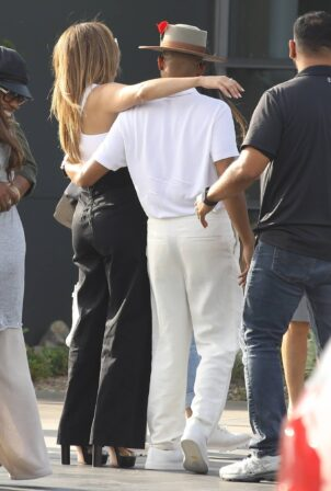 Jennifer Lopez - is off for her Birthday Weekend