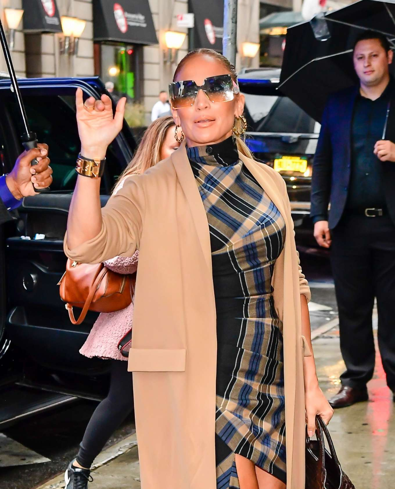 Jennifer Lopez 2019 : Jennifer Lopez is seen arriving at Good Morning America-10
