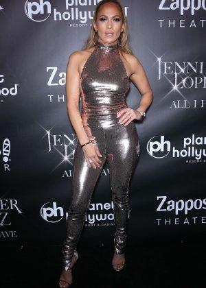 Jennifer Lopez - 'JENNIFER LOPEZ: ALL I HAVE' Residency After Party in Las Vegas