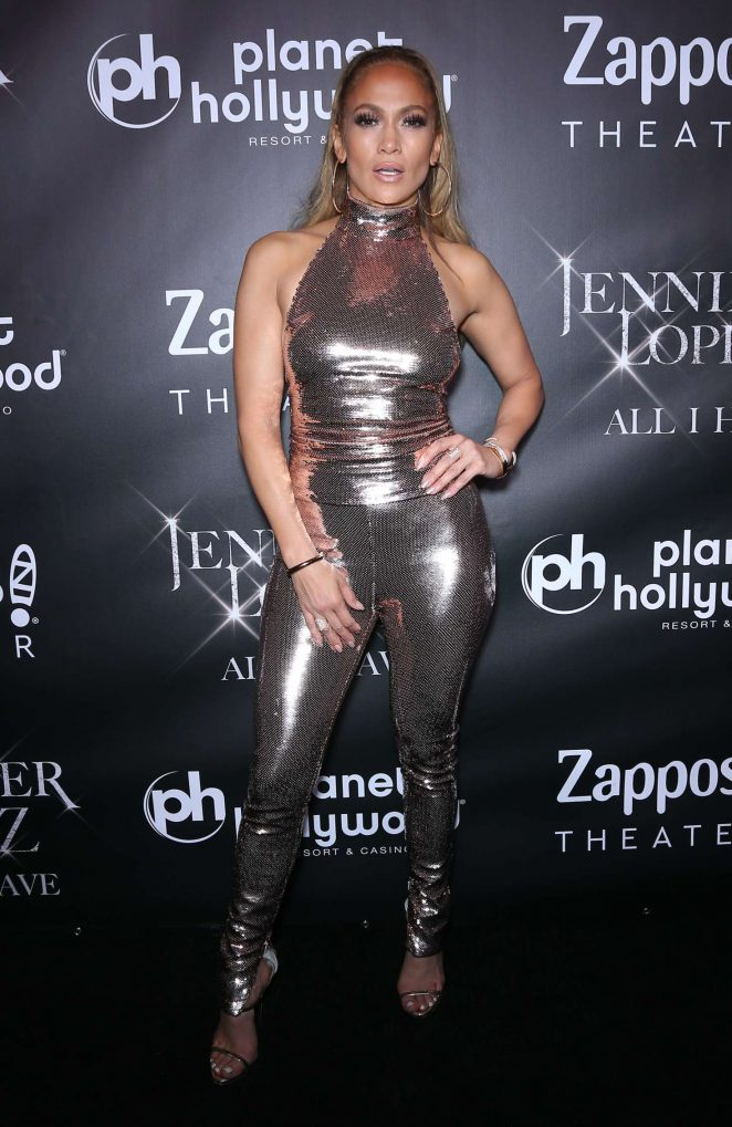 Jennifer Lopez – 'JENNIFER LOPEZ: ALL I HAVE' Residency After Party in Las Vegas