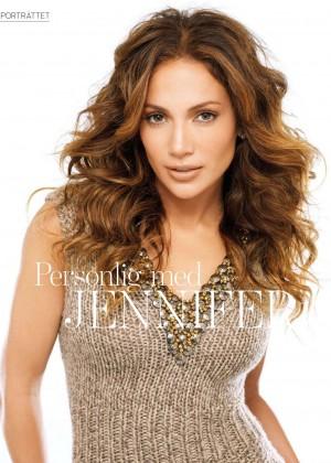 Jennifer Lopez - Lifestyle Woman Magazine 2015