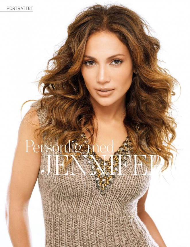 Jennifer Lopez - Lifestyle Woman Magazine 2015