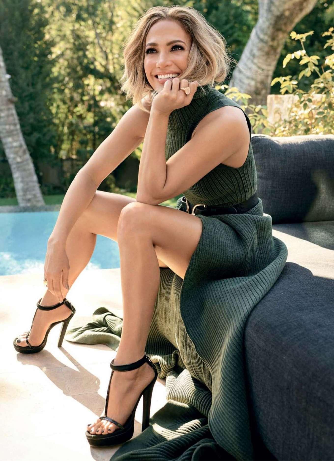 Jennifer Lopez - Marie Claire Australia Magazine (January 2020)