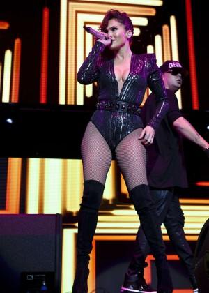 Jennifer Lopez - Megaton Concert in New York