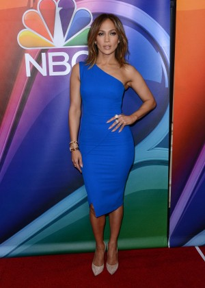 Jennifer Lopez - NBCUniversal 2016 Winter TCA Tour in Pasadena