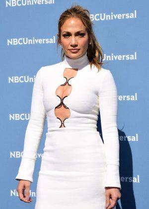 Jennifer Lopez - NBCUniversal Upfront Presentation 2016 in New York City