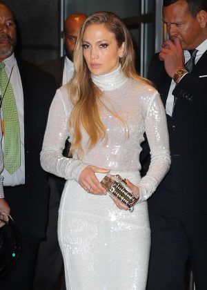 Jennifer Lopez - Night Out in New York