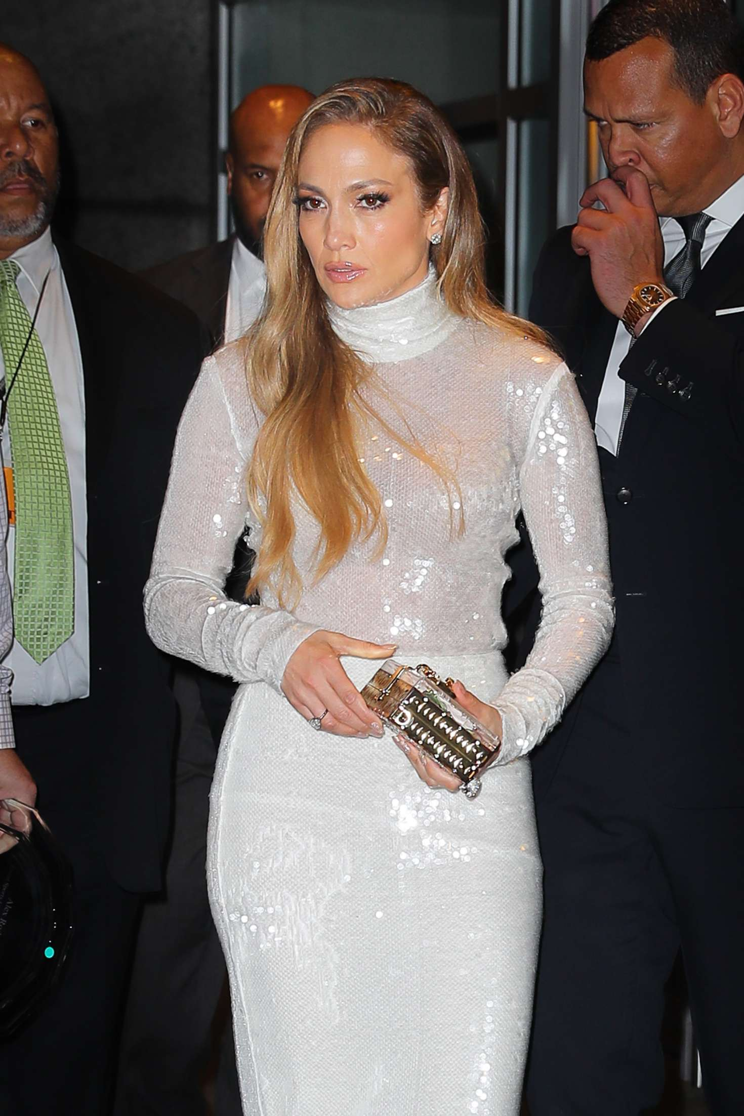 Jennifer Lopez - Night Out in New York