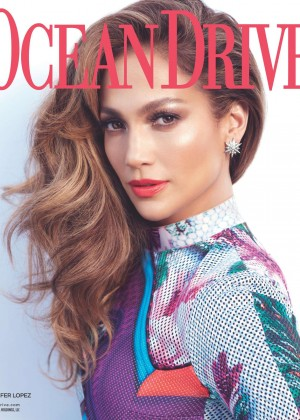 Jennifer Lopez - Ocean Drive Magazine (November 2015)