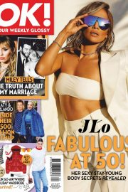 Jennifer Lopez - OK! Magazine Australia (July 2019)