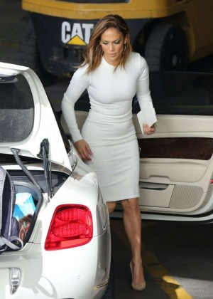 Jennifer Lopez in Tight Dress -05