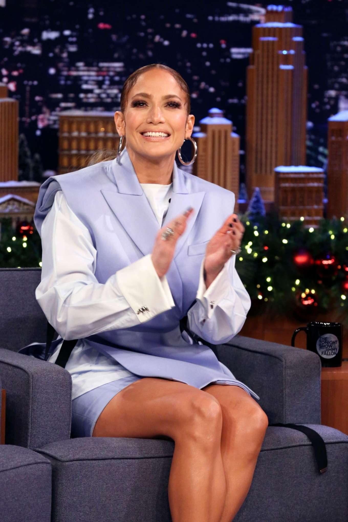 Jennifer Lopez 2019 : Jennifer Lopez – On The Tonight Show Starring Jimmy Fallon-01