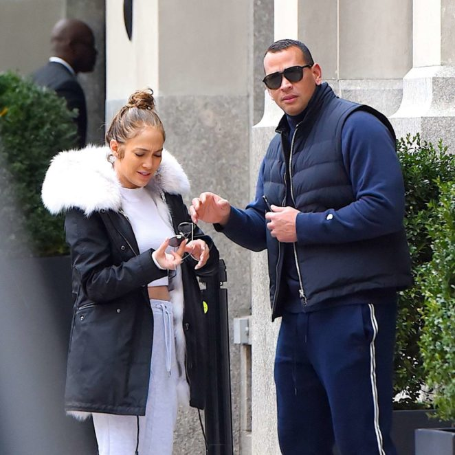 Jennifer Lopez: Out in New York City -03