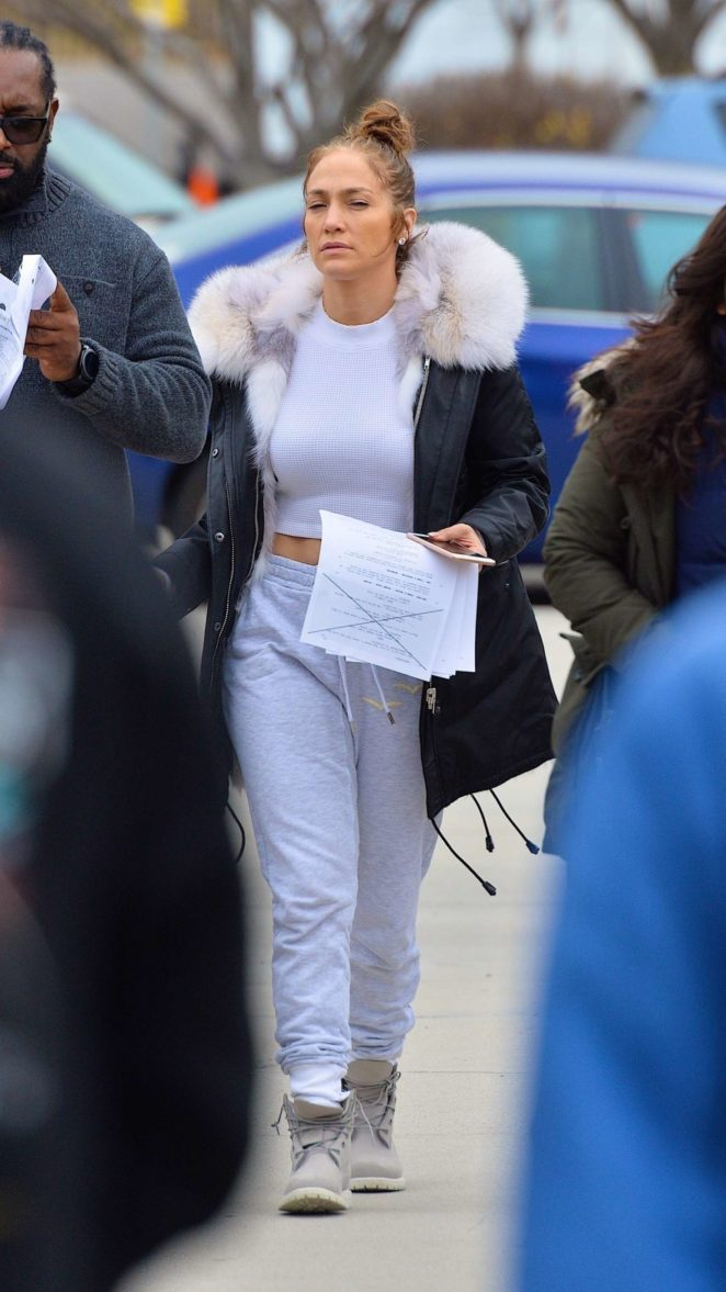 Jennifer Lopez: Out in New York City -05