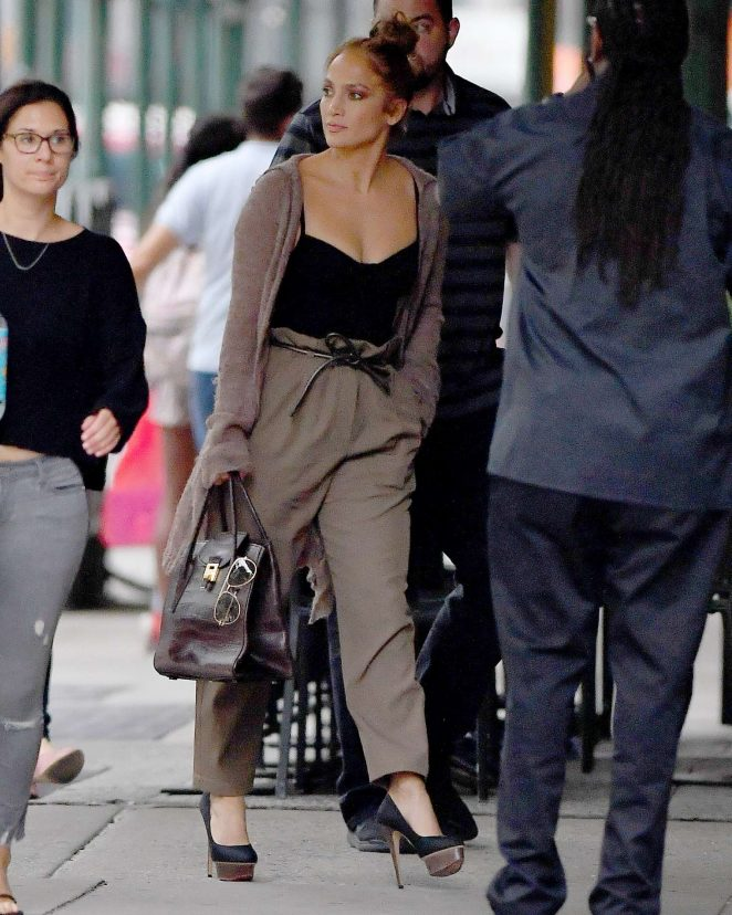 Jennifer Lopez: Out in New York City -08